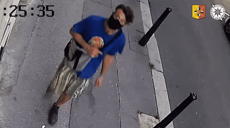 Насильник в Праге