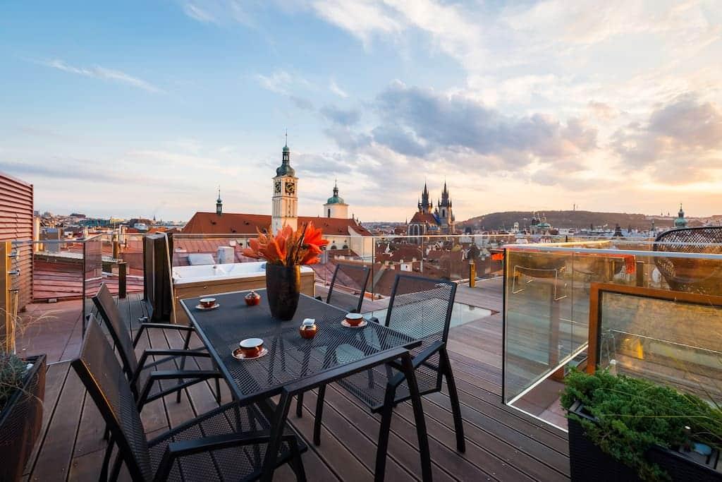 Airbnb в Праге