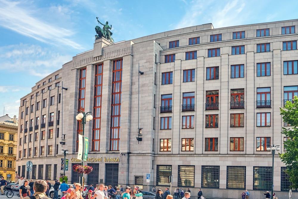 центральный банк Чехии